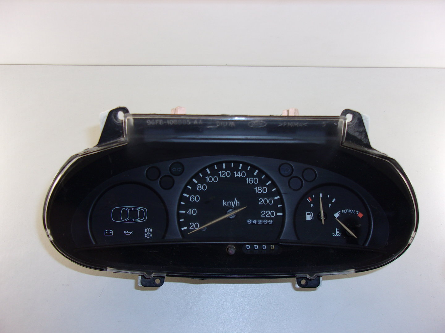 Alzgo compteur ford fiesta ref: 96fb-10849-ad