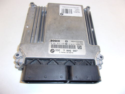 CALCULATEUR MOTEUR BMW REF: 0281014436