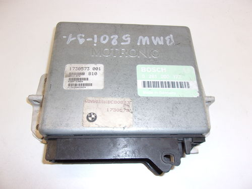 CALCULATEUR MOTEUR BMW REF: 0261200172
