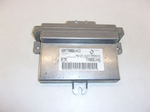 CALCULATEUR MOTEUR RENAULT REF: HOM7700861413 / 7700861446