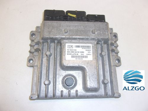 CALCULATEUR MOTEUR DCM3.5 REF:HW9666912580 / 9676860180
